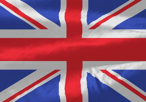 angleška zastava