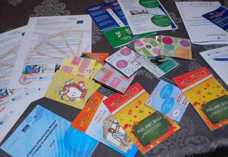 Zbirka romskih knjig