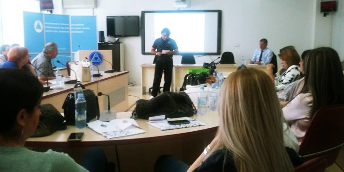IRSIK seminar Makedonija
